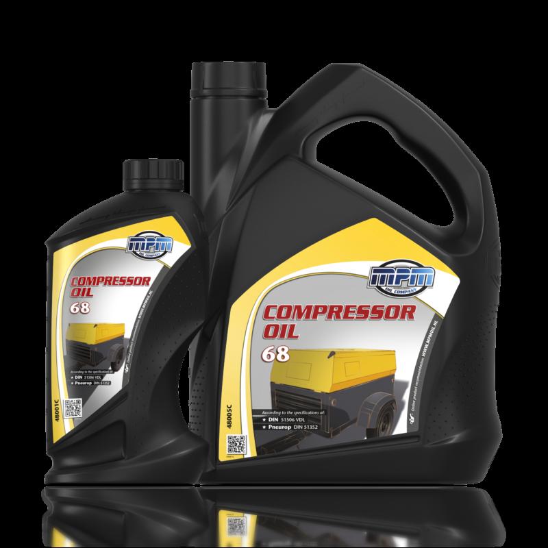 MPM Compressor Oil 68